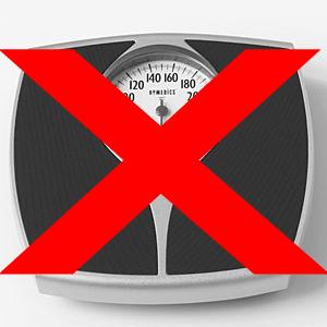 pèse personne barré